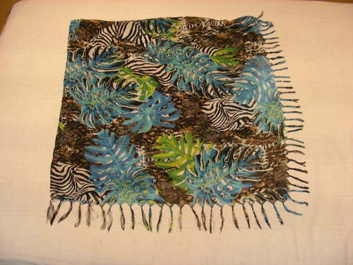 Polyester Cotton Scarves
