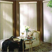Wooden Vertical Venetian Blinds