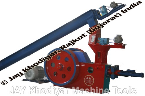 Fuel Briquetting Plant