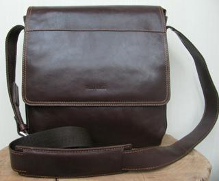 Gents Leather Hand Bangs
