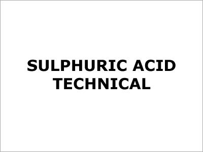 Sulphuric Acid Technical