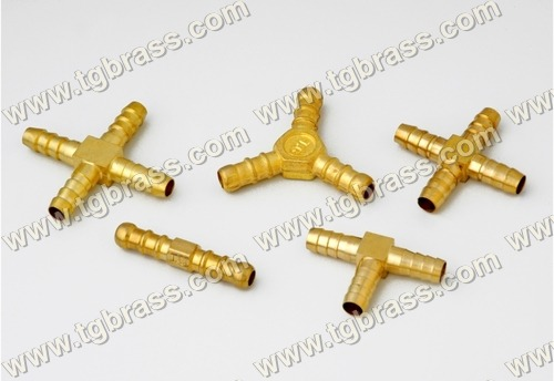 Brass Low Pressure Connectors