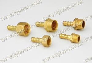 Brass Inlet Nozzles Male Female