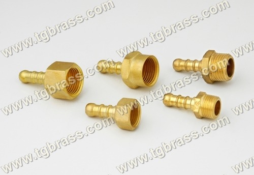 Brass Male Female Inlet Nozzles