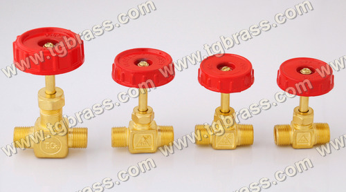 Brass Needle Control Valves
