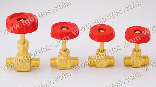 Brass Needle Control Valves