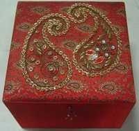 Sequins Jewelry Box