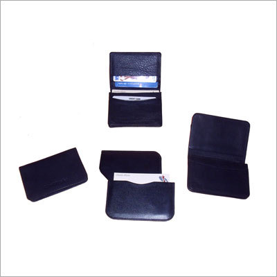 Leather Visiting Card Wallets