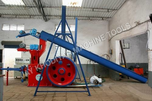 Groundnut Shell Briquettes Machine