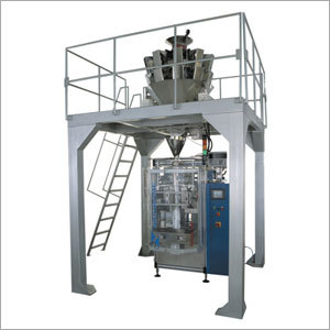 Multi Head Weigher Machine