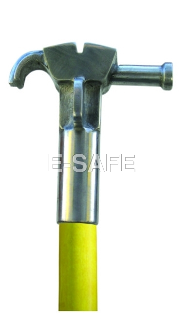 Discharge cum Operating Rod