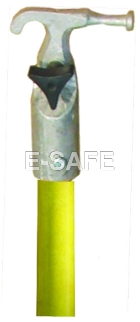 Operating cum Discharge Rod