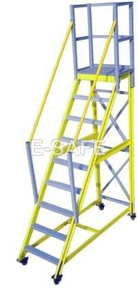 Frp Platform Trolley Ladder
