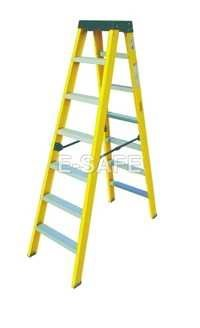 Self Support Double Step Ladder
