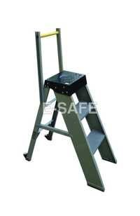 Heavy Duty FRP Pull Stool
