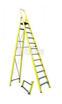 Single Side Platform Step Ladder