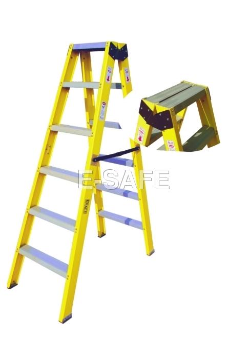 Self Support Trestle Step Ladder