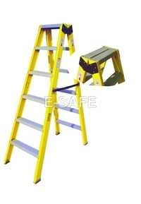 Self Support Trestle Step Ladder