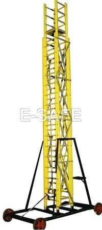 Fibre Glass Extendable Tower Ladder