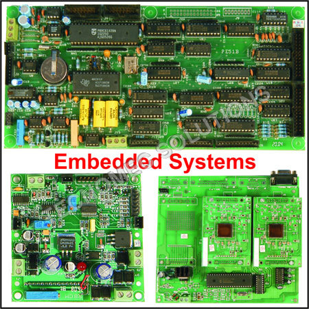 Microprocessor Based Embedded Systems