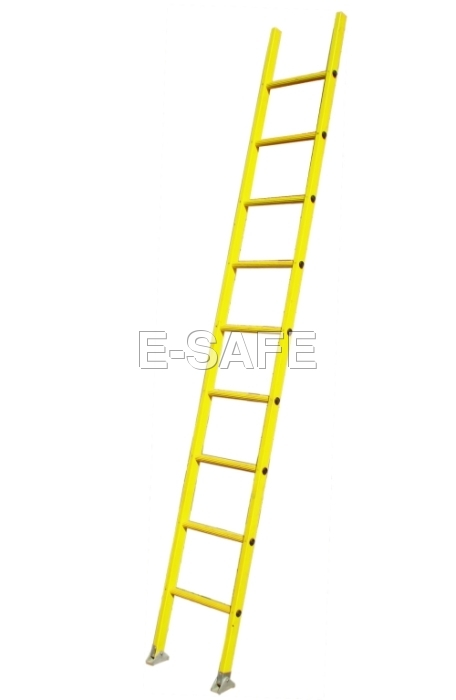 Wall Support Single Ladder