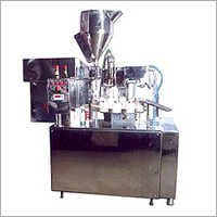 Semi Automatic Rotary Medium Speed Tube Filler