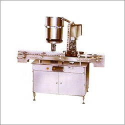 Fully Automatic Bottle Capping Machine