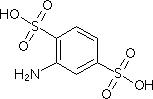 Aniline 2 : 5 Disulfonic Acid