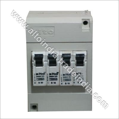 PVC MCB Distribution Box