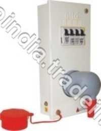 Metal Clad Plugs Socket