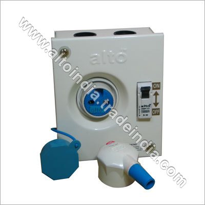 Plug & Socket Box