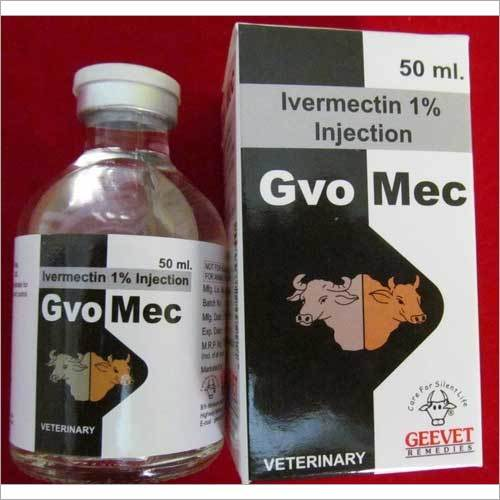 Ivermectin injection