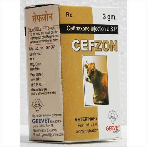 Ceftriaxone Sodium Injection