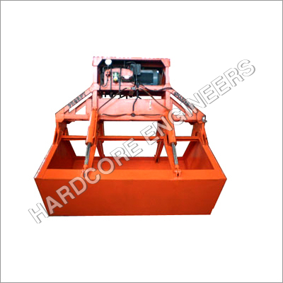 Hydraulic Grab Bucket