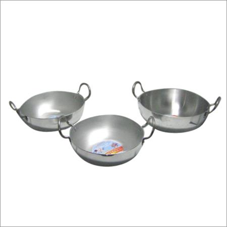 Aluminium Kitchen Kadai