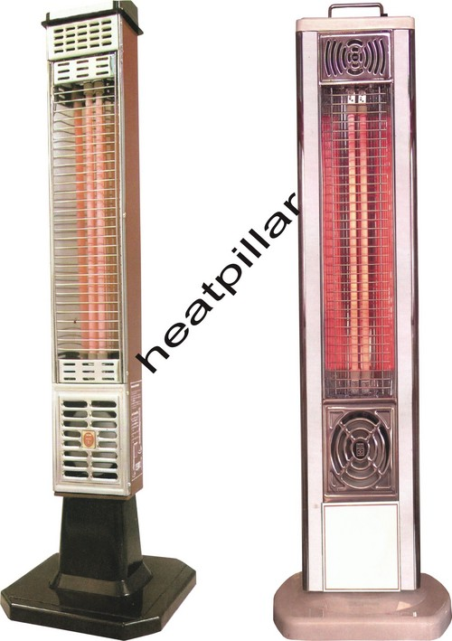 Elegant Heat Pillars