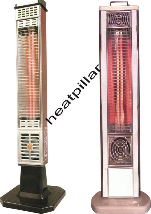 Elegant Heat Pillars
