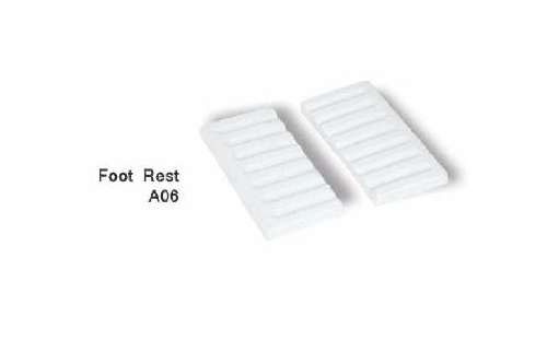 Ceramic Toilet Foot Rest
