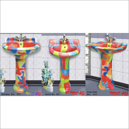 Multi Colour Basin