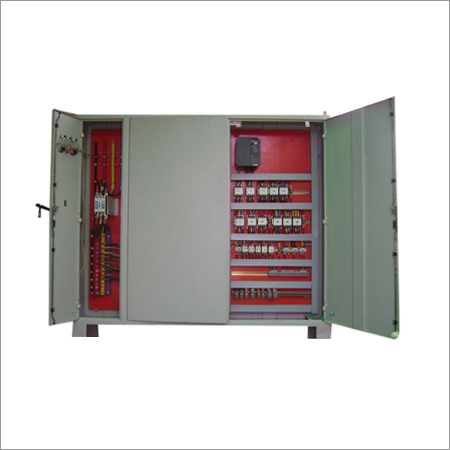 ELECTRICAL CONTOL VFD PANEL