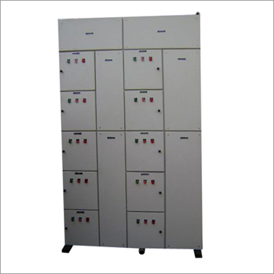 Industrial VFD Control Panel