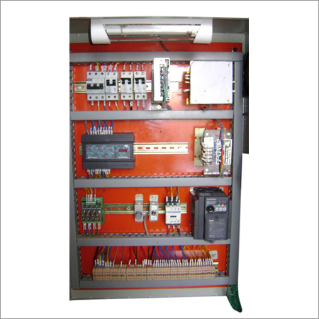 Industrial SPM Control Panels