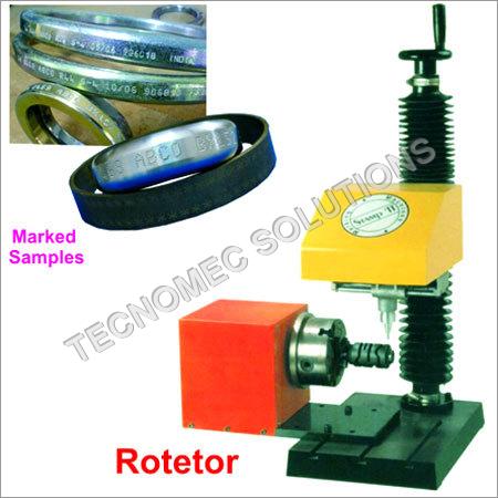 CNC Dot Pin Rotetor
