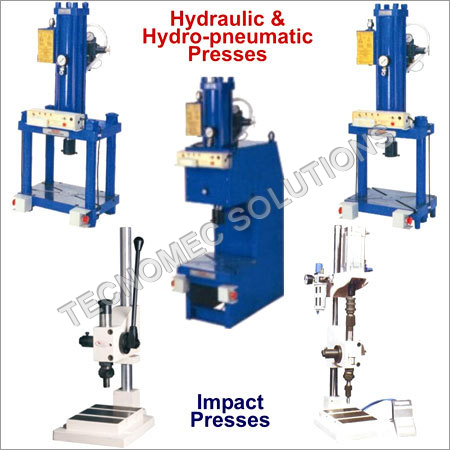 Hydro Penumatic Presses