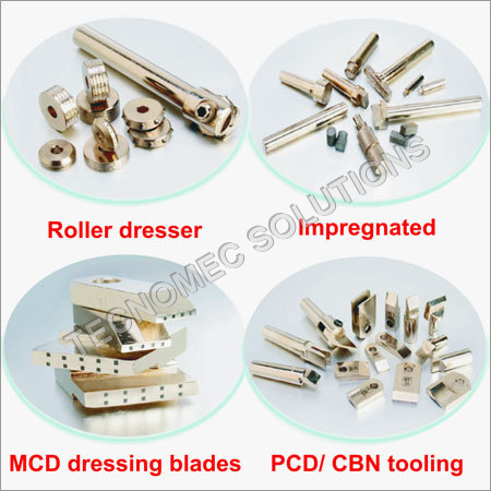 PCD / CBN Tooling