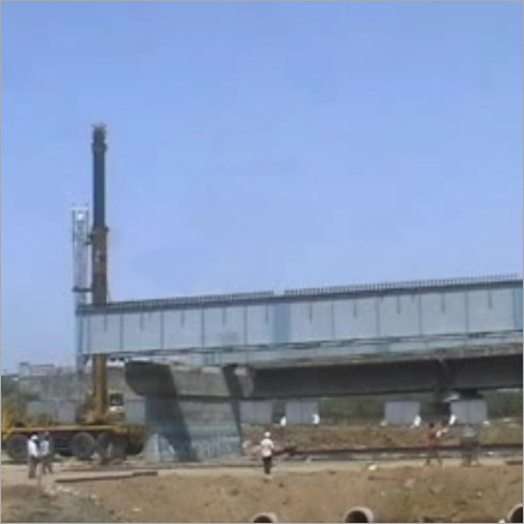 Steel Bridge Erection