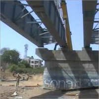 On Site Bridge Erection