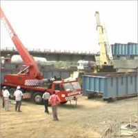 Heavy Steel Bridge Fabricators