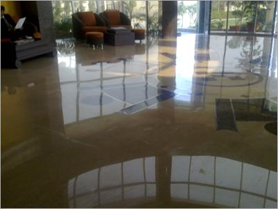 Floor Polishing Materials