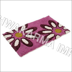 Tufted Bath Mat